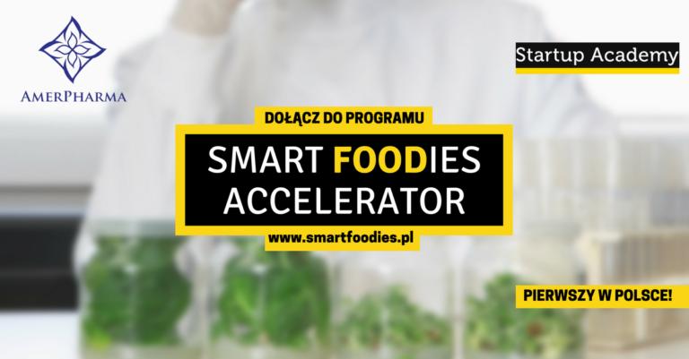 Smart Foodies Accelerator