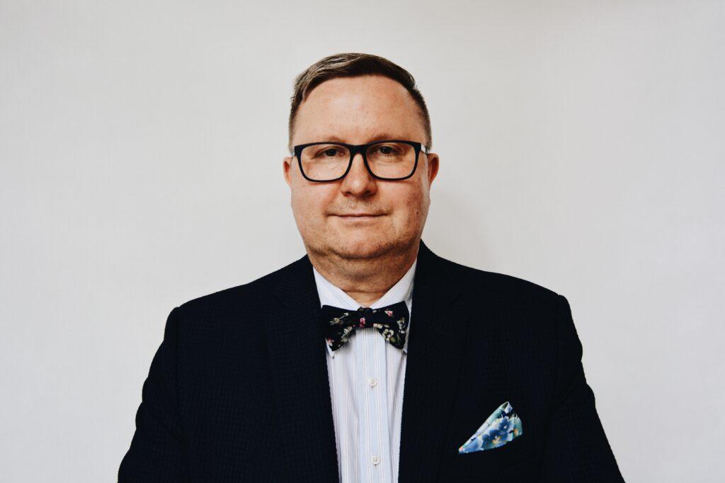 Prof. nadzw. drhab. n. med. Piotr Majcher