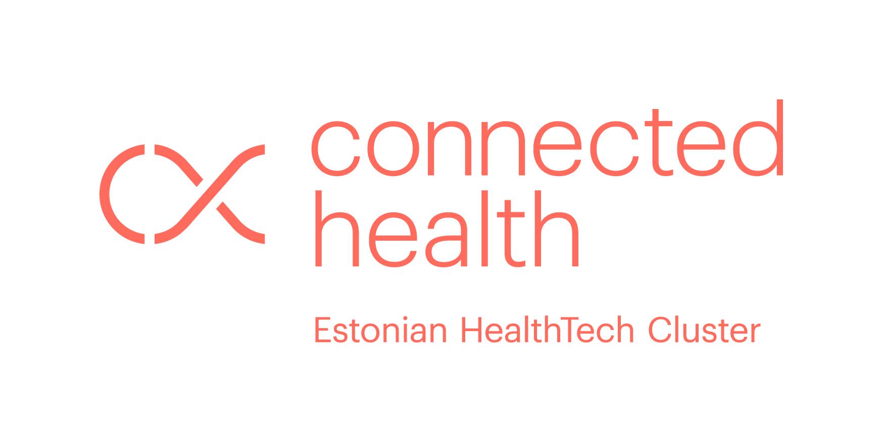 Logo partnera Estonian Healthtech Cluster