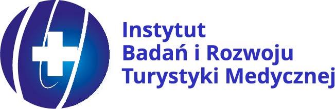 Logo partnera Instytut Badań iRozwoju Turystyki Medycznej