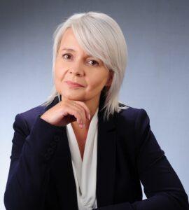 Pani Beata Gawelska - Dyrektor Samodzielnego Publicznego Szpitala Klinicznego nr 1 w Lublinie