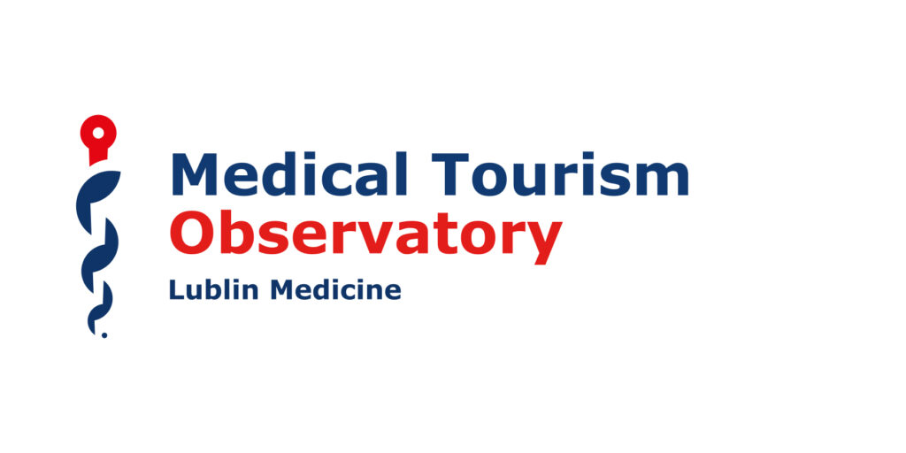 Logo of the Lublin Medicine Medical Tourism Observatory project