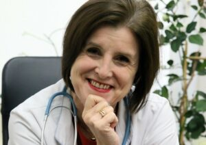 Profesor Magdalena Chrościńska-Krawczyk