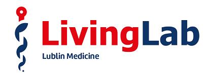 Logo of the project Lublin Medicine LivingLab